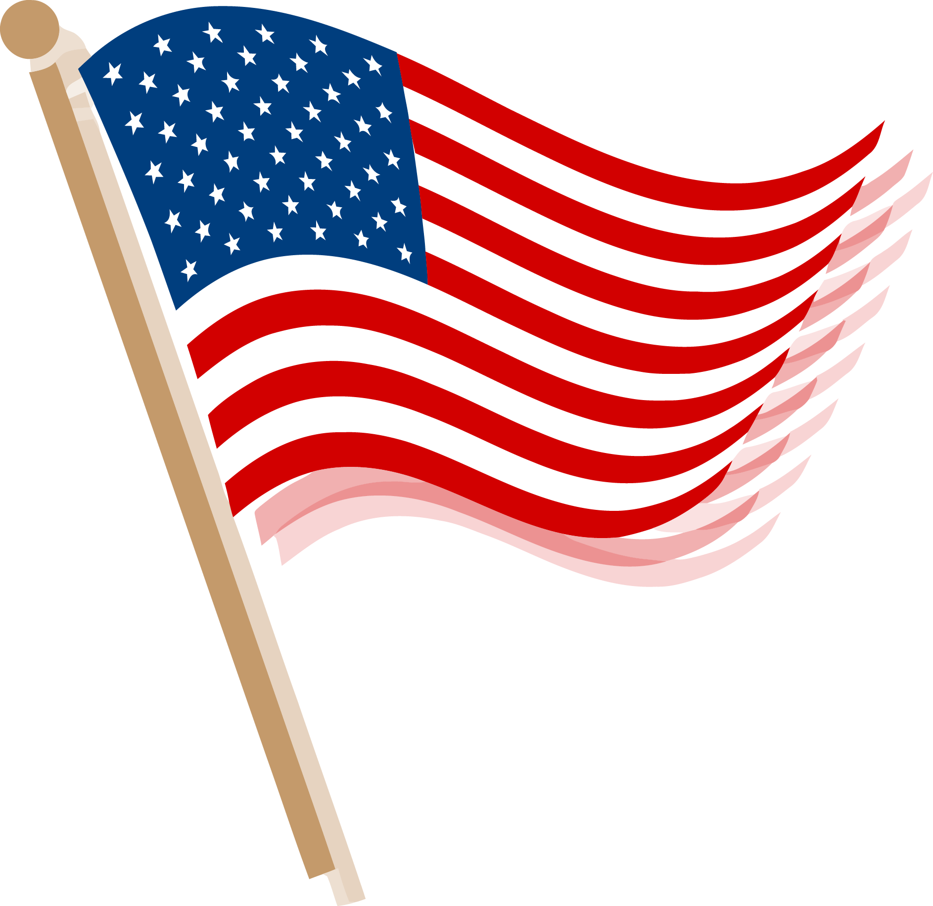United states clipart free image royalty free download Flag of the United States Clip art - USA 1886*1832 transprent Png ... image royalty free download