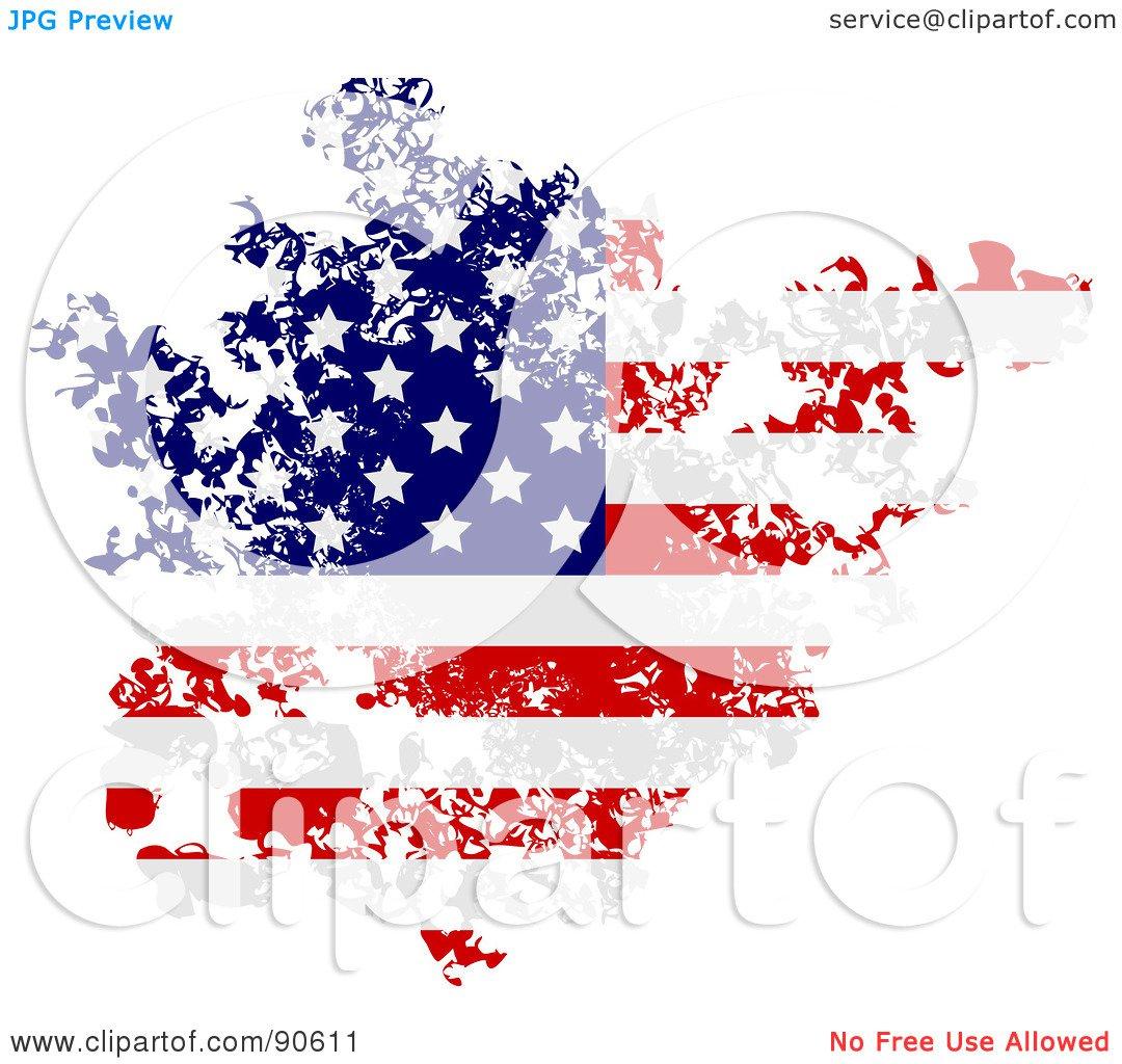 United states distressed flag clipart svg transparent United states distressed flag clipart - ClipartFest svg transparent