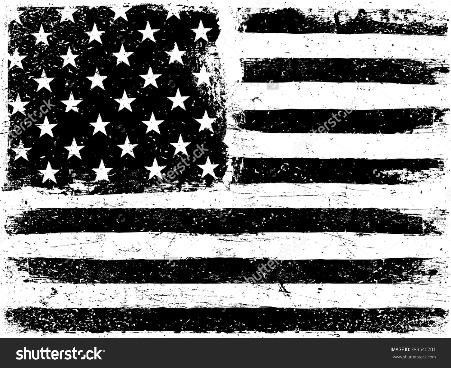United states distressed flag clipart vector library stock United states distressed flag clipart black and white - ClipartFox vector library stock