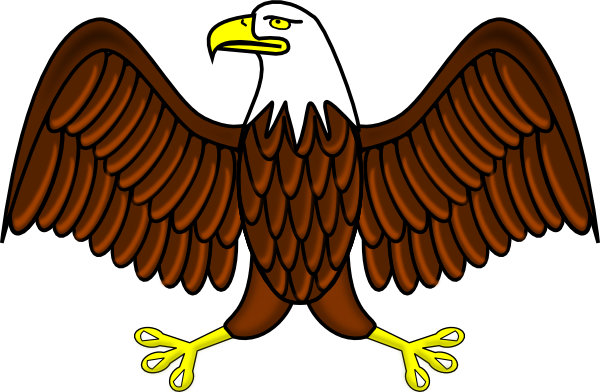 United states eagle clipart jpg library library Eagle Usa Clipart - Clipart Kid jpg library library