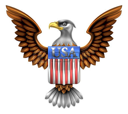 United states eagle clipart clipart transparent stock 6,795 American Eagle Stock Vector Illustration And Royalty Free ... clipart transparent stock
