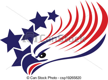 United states eagle clipart clip royalty free stock Eagle Usa Clipart - Clipart Kid clip royalty free stock