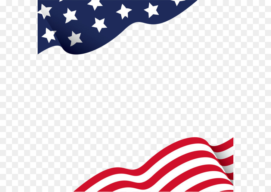 United states flag border clipart graphic freeuse library Fourth Of July Background png download - 3785*3723 - Free ... graphic freeuse library