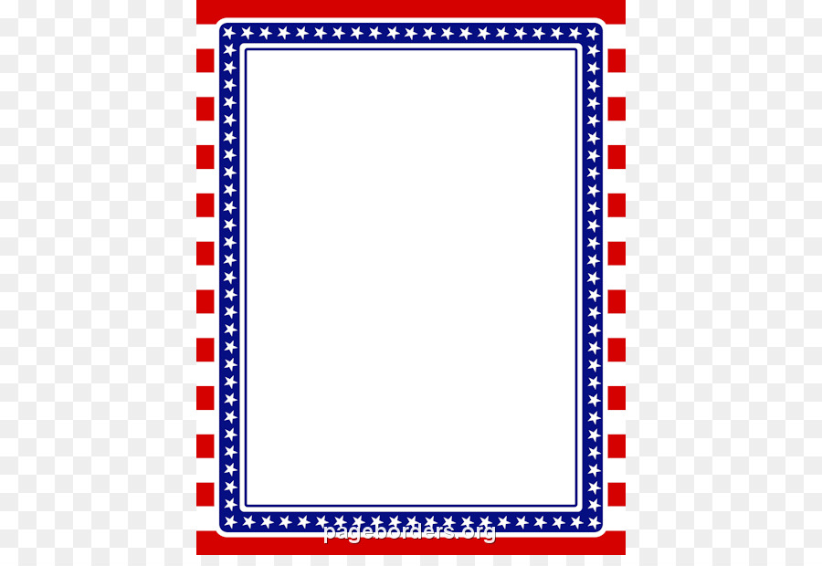 United states flag border clipart graphic royalty free stock Independence Day Border png download - 470*608 - Free ... graphic royalty free stock