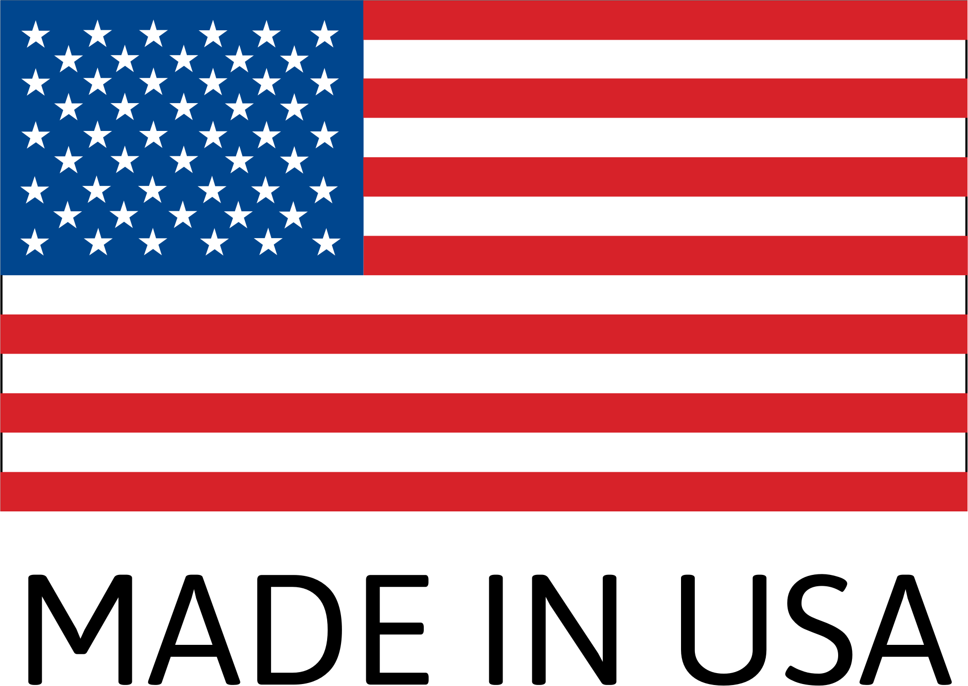 United states flag clipart vector royalty free library Clipart - Made in USA Flag vector royalty free library