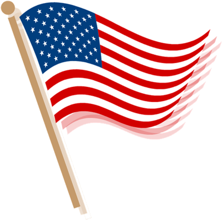United states flag clipart png image royalty free Amazing 4th July Fireworks Clipart Greetings Image ... image royalty free