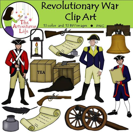 United states history clipart svg free stock These beautiful clip art images are perfect for supplementing ... svg free stock
