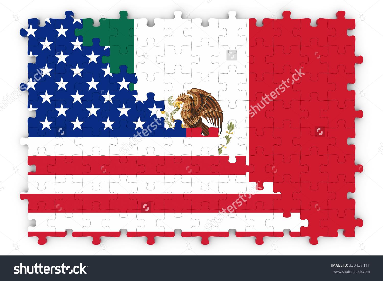 United states mexico flag clipart freeuse stock United states and mexico flag clipart - ClipartFest freeuse stock