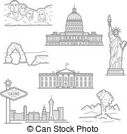 United states national monuments clipart image download Arches national park Stock Illustration Images. 62 Arches ... image download