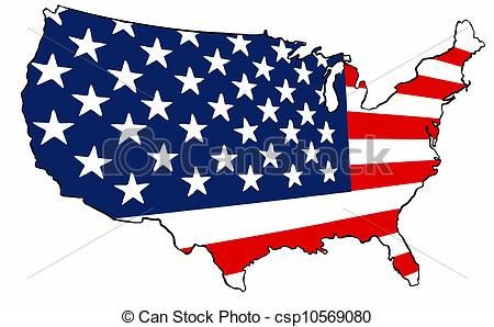 United states of america clipart vector transparent stock United States Of America Clip Art, United States Of America Free ... vector transparent stock