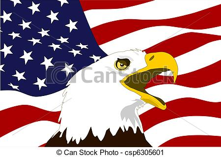 United states of america flag clipart svg freeuse stock Vector Clip Art of American flag - Flag of the United States of ... svg freeuse stock