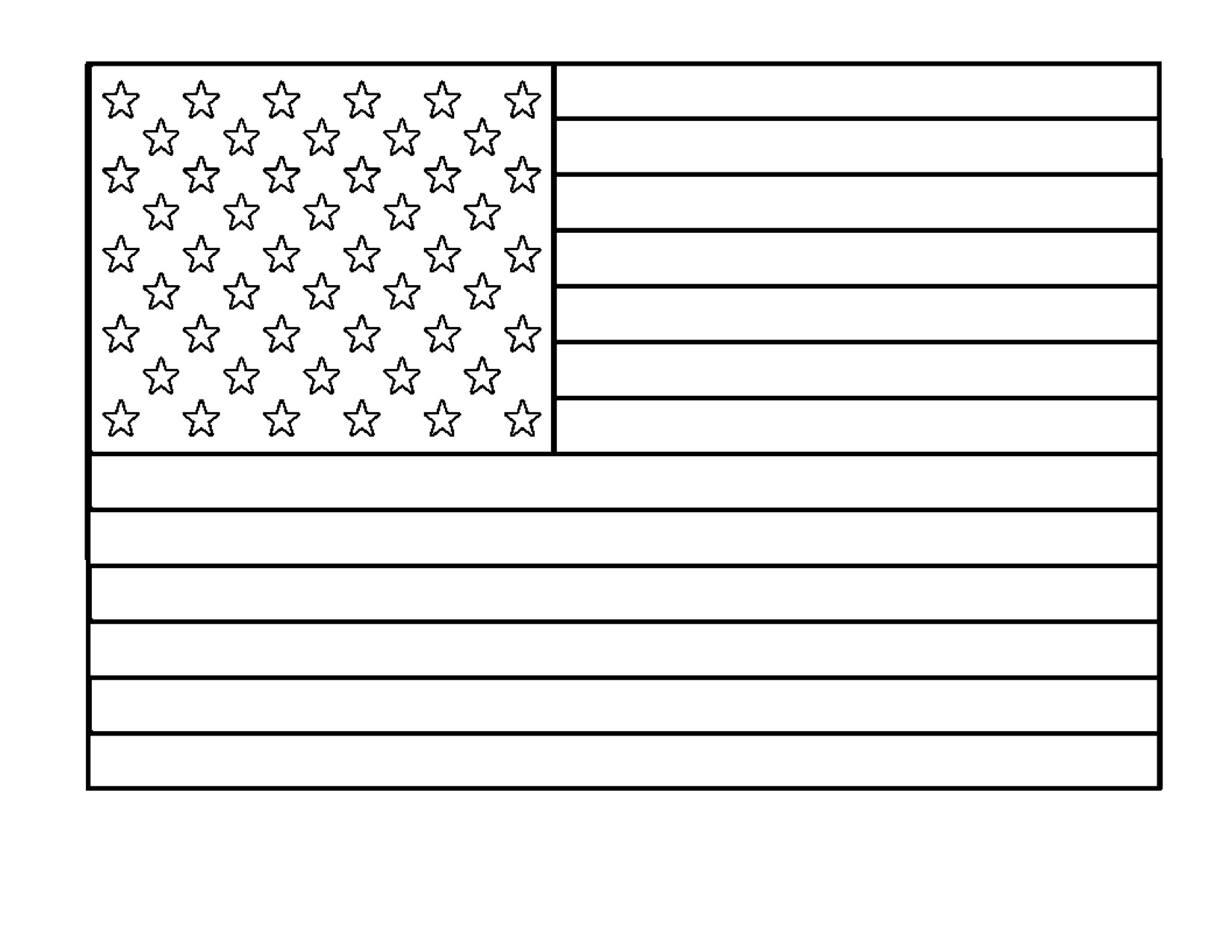 Free clipart american flag black and white png freeuse stock Free American Flag Clip Art Black And White, Download Free ... png freeuse stock