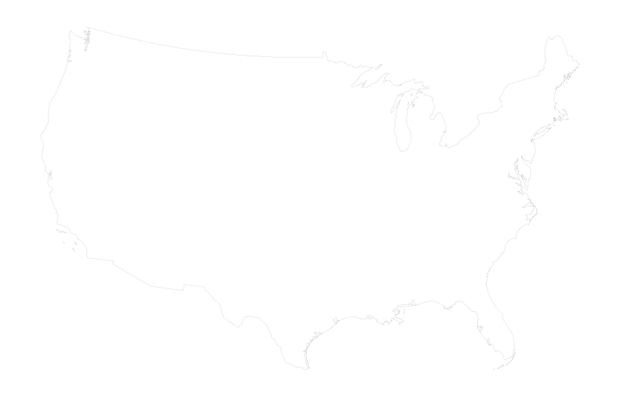 United states outline clip art image library Wind Map image library