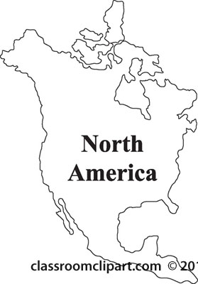 United states outline clipart black and white image library stock America Map Black And White Clipart - Clipart Kid image library stock