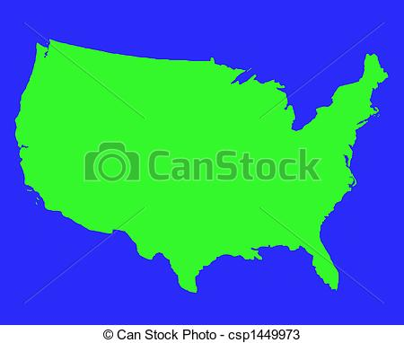 United states outline drawing clipart vector royalty free library United states outline drawing clipart - ClipartFest vector royalty free library