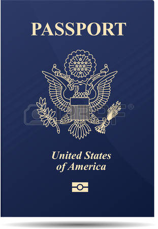 United states passport clipart png transparent stock 310 Us Passport Cliparts, Stock Vector And Royalty Free Us ... png transparent stock