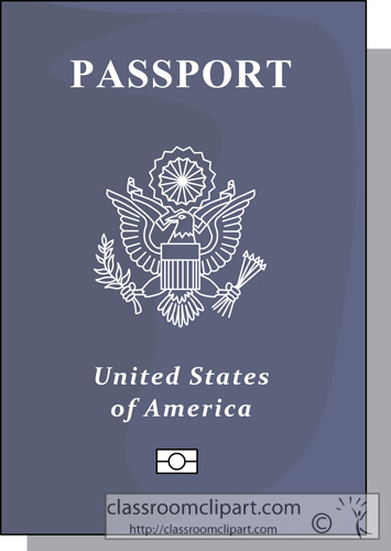 United states passport clipart image royalty free library Search Results - Search Results for passport Pictures - Graphics ... image royalty free library