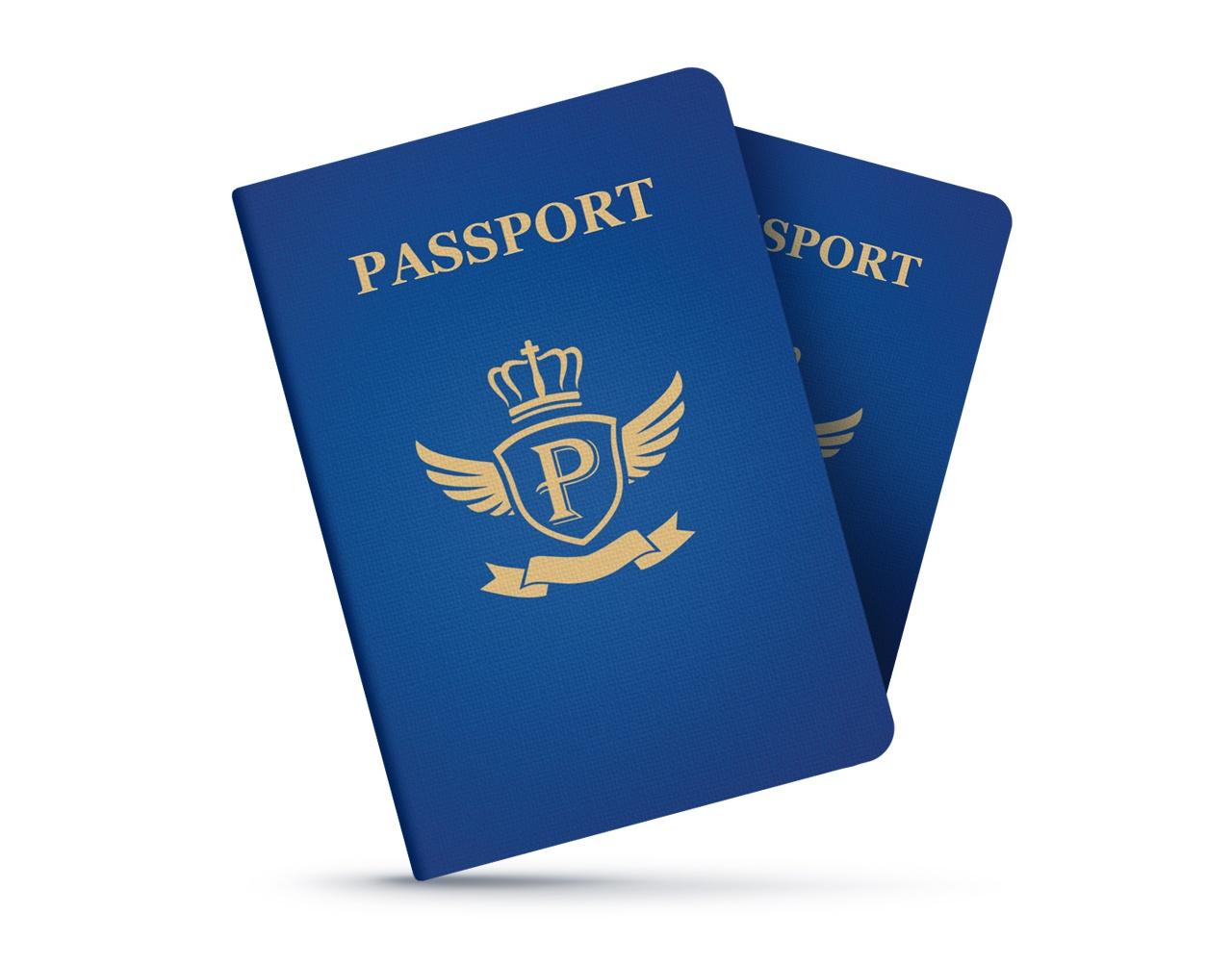 United states passport clipart picture black and white library Us passport clipart - ClipartFest picture black and white library