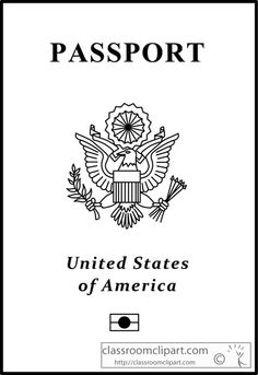United states passport clipart jpg free download United states passport clipart - ClipartFest jpg free download