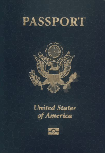 United states passport clipart jpg library Passport Clip Art at Clker.com - vector clip art online, royalty ... jpg library