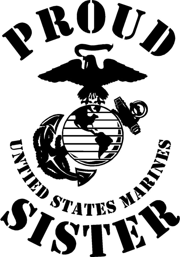 United states usmc logo black and white clipart picture library library Marines Clipart   Free download best Marines Clipart on ... picture library library