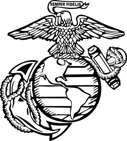 Us marine corps clipart free transparent stock United States Marine Corps Symbols Clip Art - Beautiful ... transparent stock