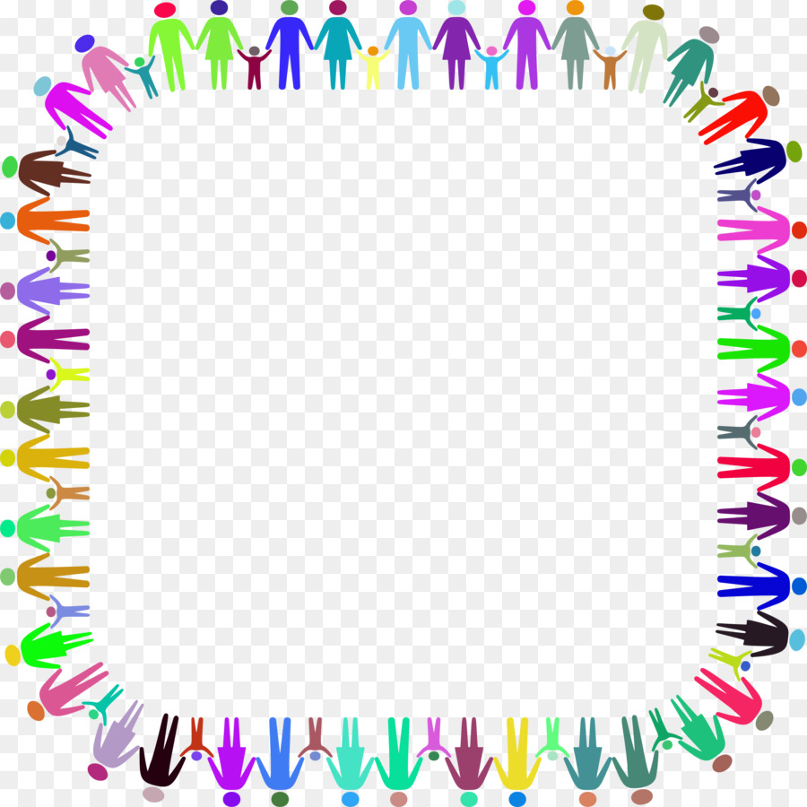 Unity holding hands free clipart jpg transparent library Child Cartoon png download - 2294*2294 - Free Transparent ... jpg transparent library