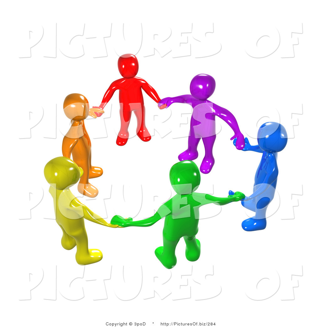 Unity holding hands free clipart jpg library download People Holding Hands Clip Art - Free Clipart jpg library download