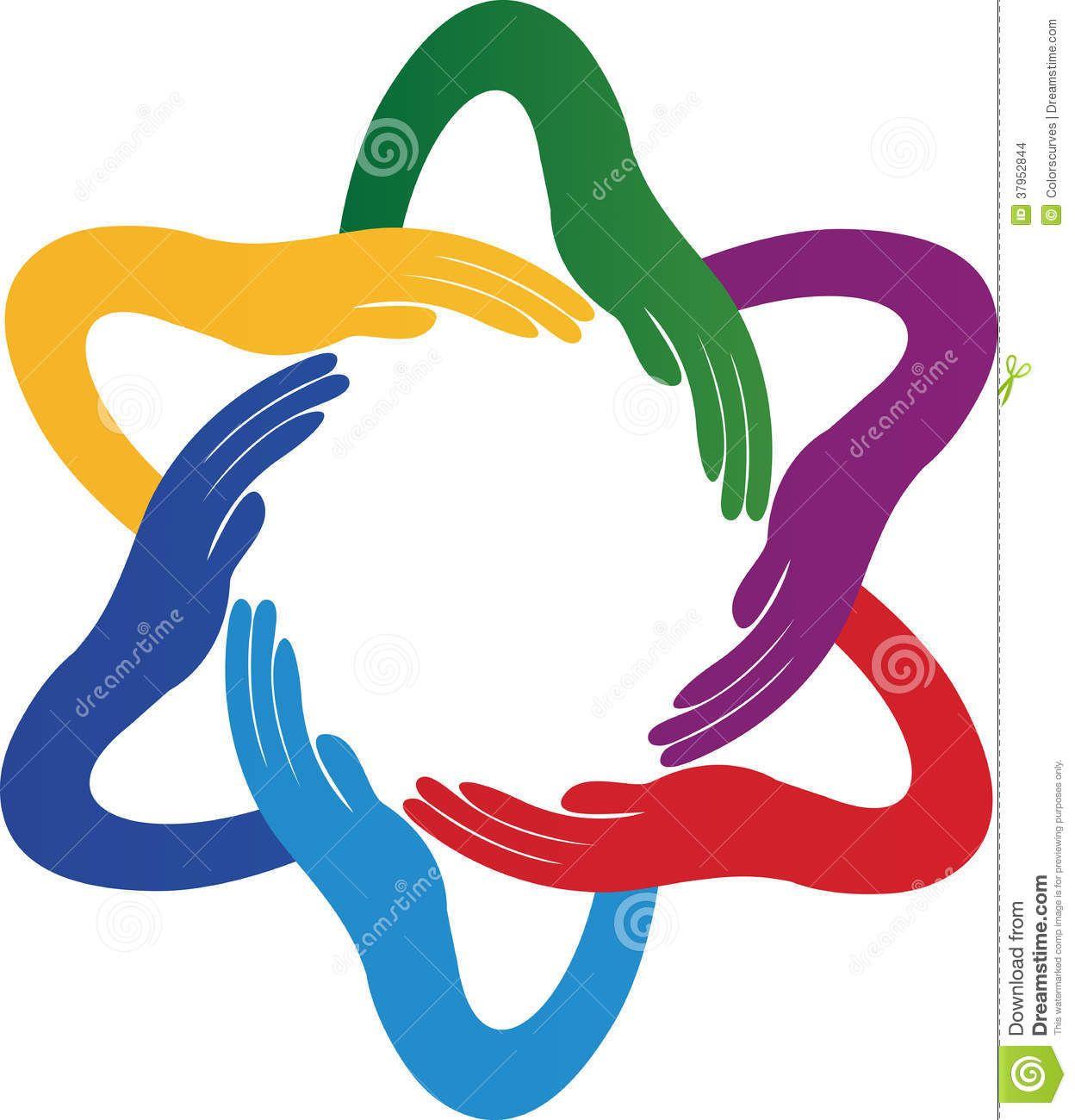 Unity logo clipart