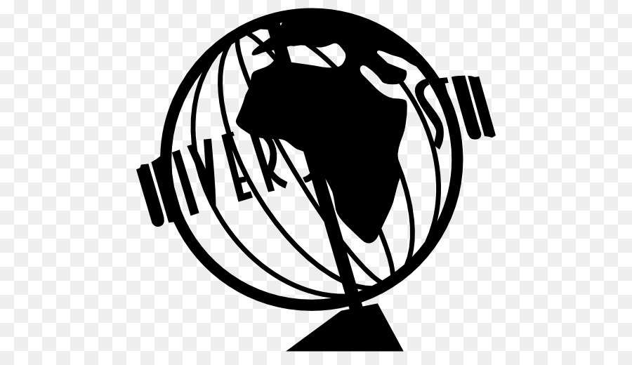 Universal studios logo clipart picture free Black Line Background png download - 512*512 - Free ... picture free