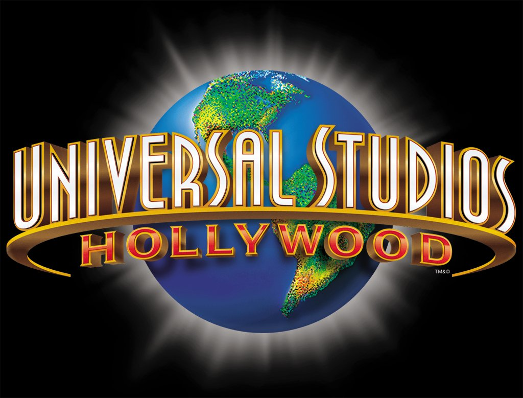 Universal studios logo clipart banner black and white stock Universal studios hollywood clipart logo - Clip Art Library banner black and white stock