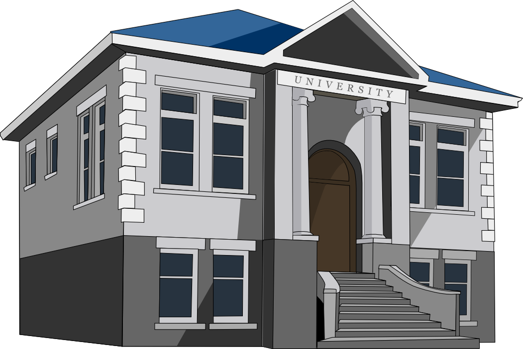 Building school clipart banner royalty free University building clipart png - ClipartFest banner royalty free