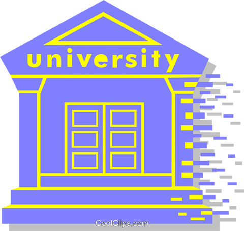 University building clipart png image black and white library university building Royalty Free Vector Clip Art illustration ... image black and white library