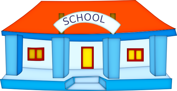 University building clipart png jpg free My School Building Clipart - clipartsgram.com jpg free