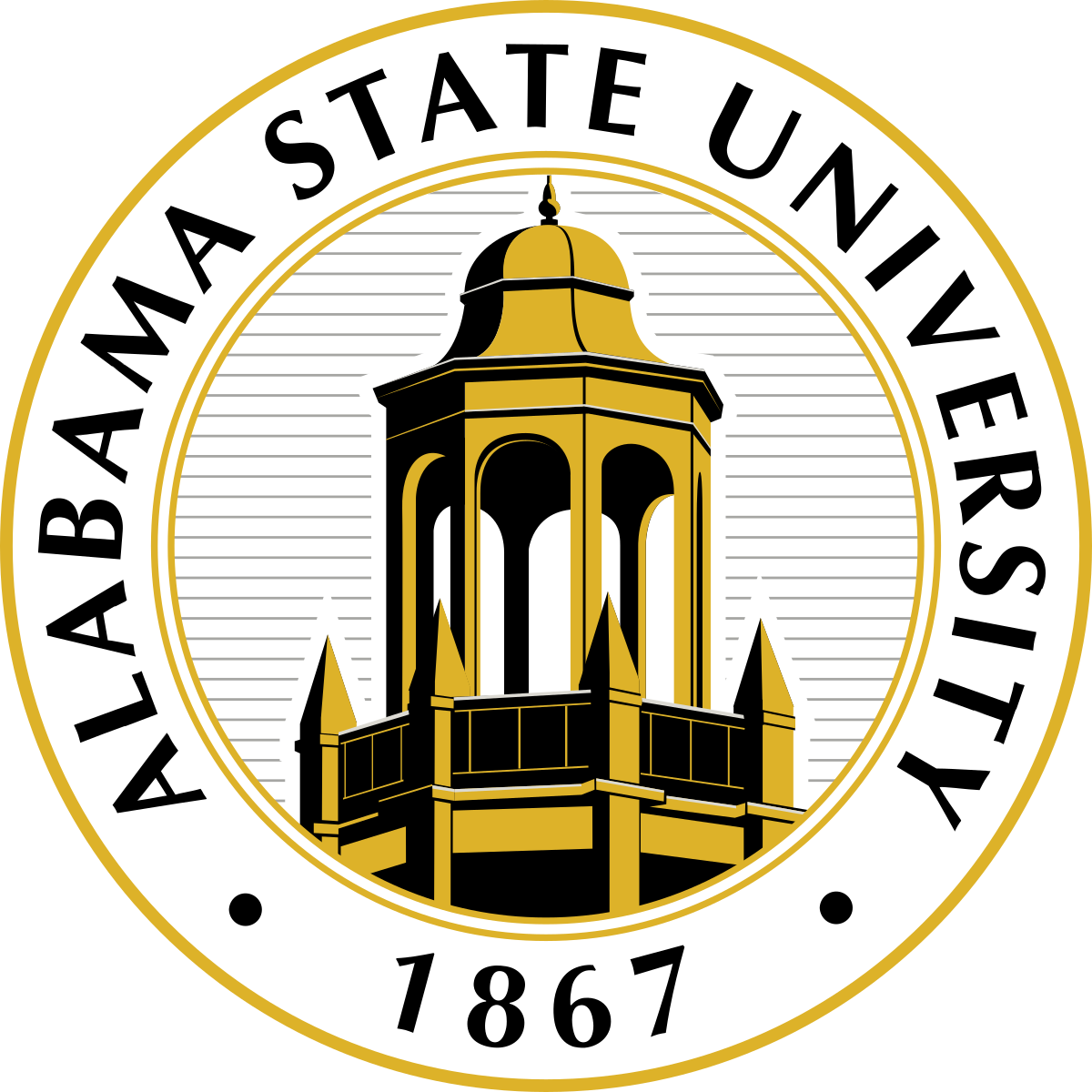 University of alabama integration clipart clipart royalty free library Alabama State University - Wikipedia clipart royalty free library