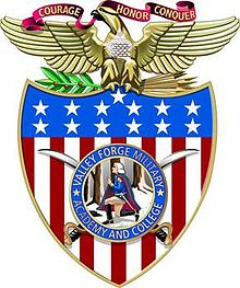 University of valley forge clipart png royalty free download Valley Forge Military Academy and College - Wikipedia png royalty free download