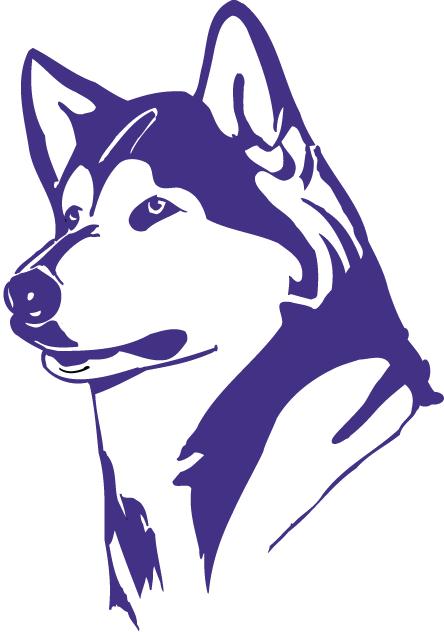 University of washington mascot clipart