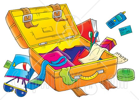 Unpacking clipart banner library Unpacking suitcase clipart » Clipart Portal banner library