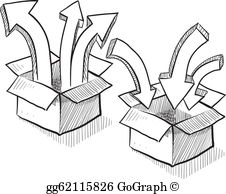 Unpacking clipart image Unpacking Clip Art - Royalty Free - GoGraph image