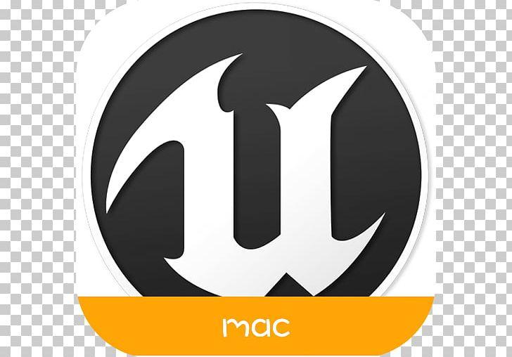 Unreal engine 4 logo clipart