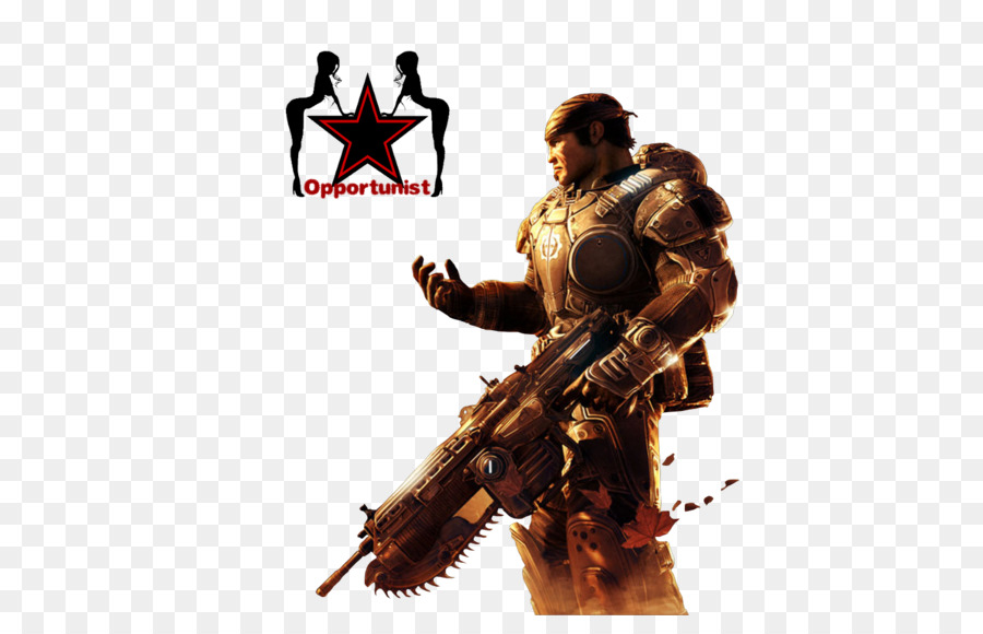 Unreal tournament 3 clipart vector black and white download marcus fenix png clipart Gears of War 3 Unreal Tournament 3 ... vector black and white download
