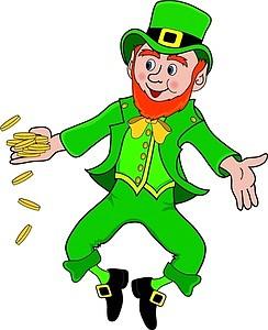 Unreason clipart clip St. Patrick\'s Day Dream   Northwest Prime Time   Serving ... clip