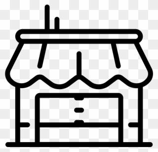 Unternehmen clipart banner library Storefront Icon Clipart (#2648511) - PinClipart banner library