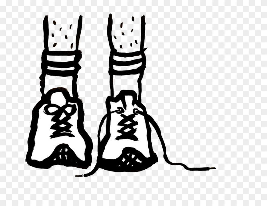 Untied clipart picture stock Untied Shoelace Clipart - Clipart Png Download (#2300626 ... picture stock
