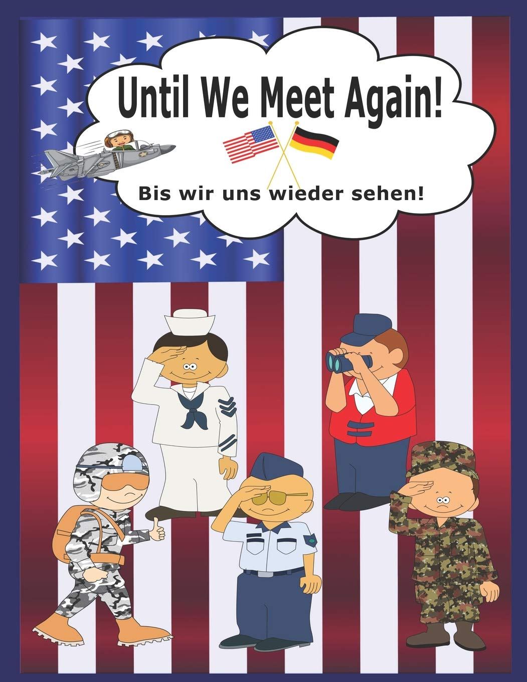 Until we meet again clipart graphic freeuse Until We Meet Again: A Cool Going Away Gift For US Military ... graphic freeuse