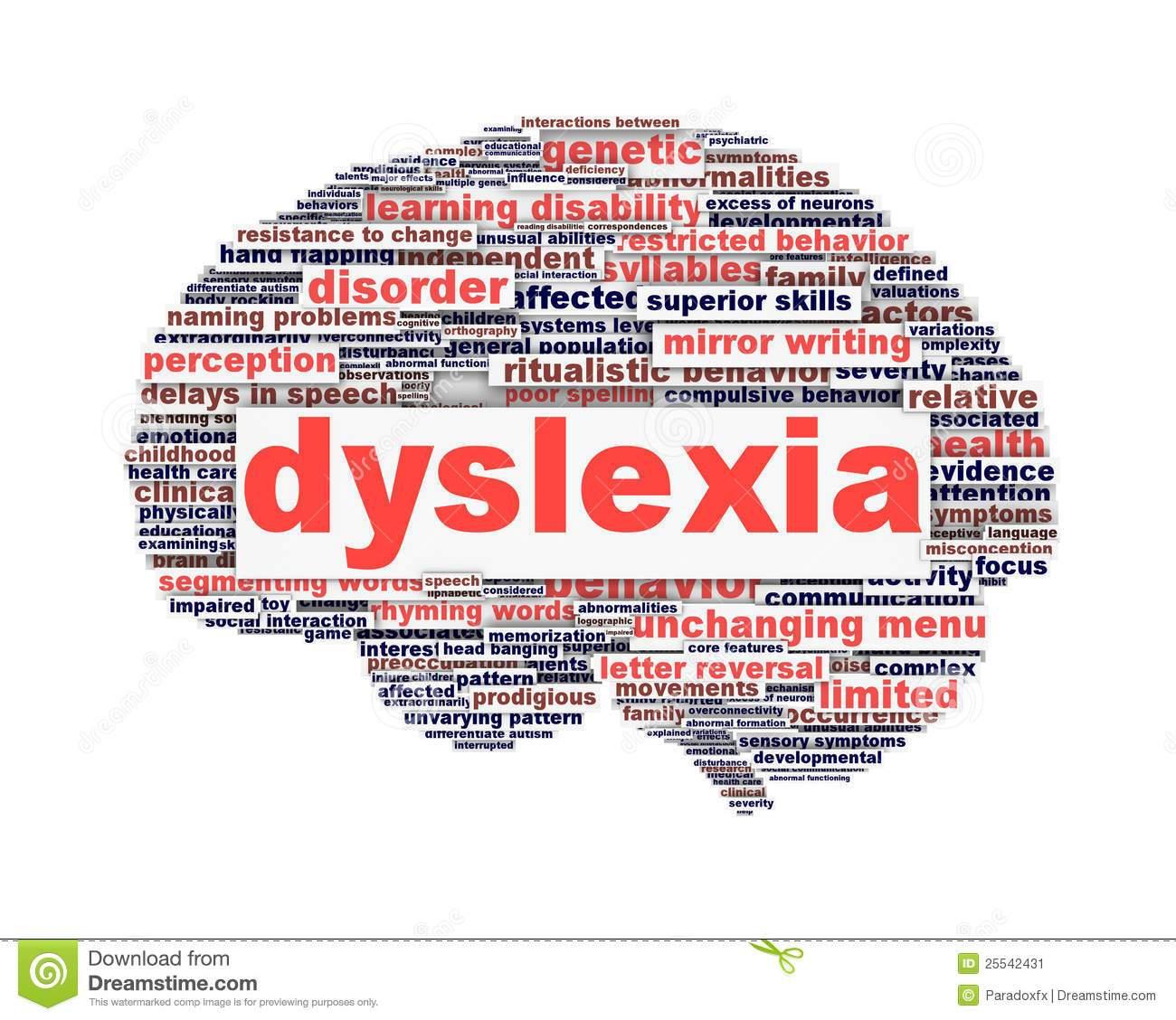 Unvarying clipart picture Dyslexia clipart 9 » Clipart Portal picture