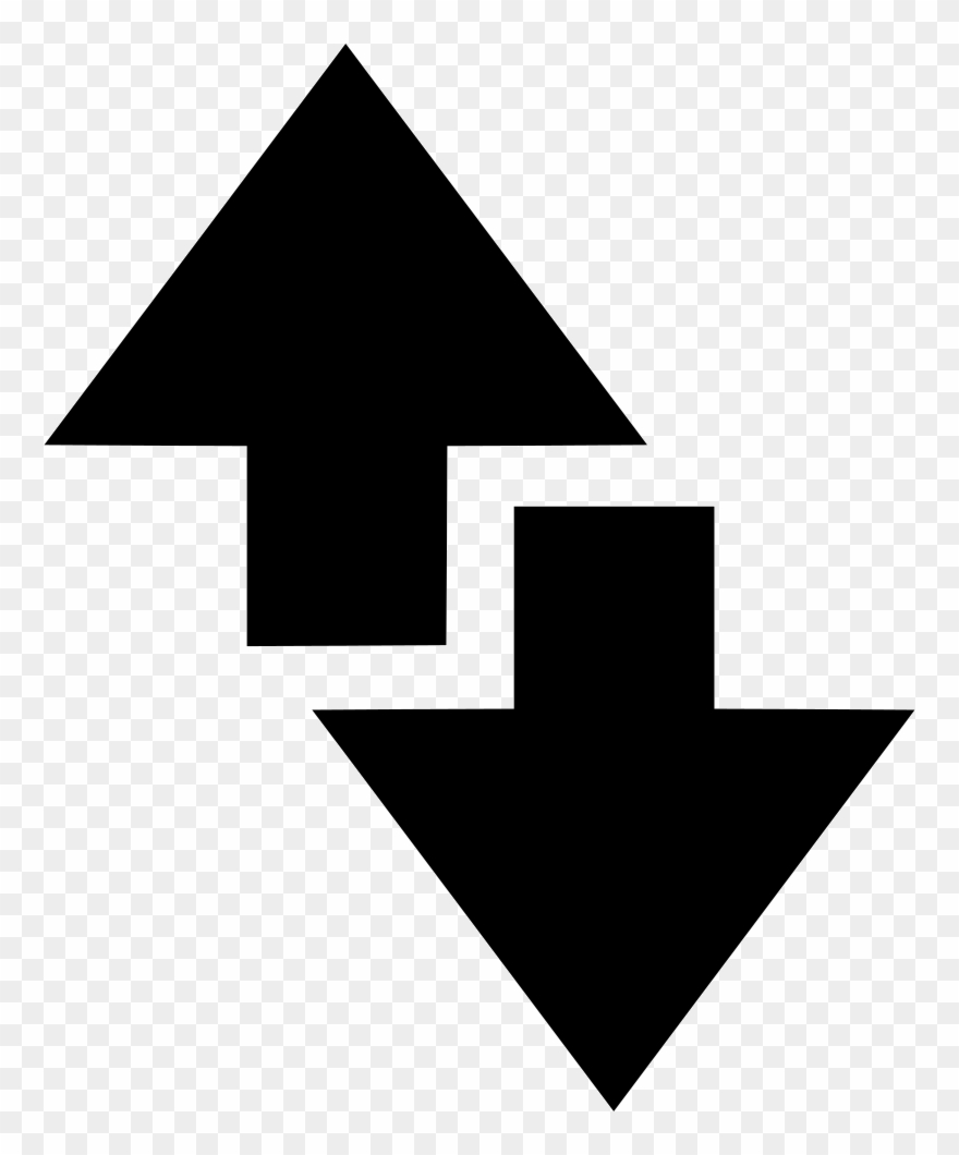 Up and down arrow clipart graphic freeuse stock Clip Art Stock Arrow Encode To Base Data Network Internet ... graphic freeuse stock