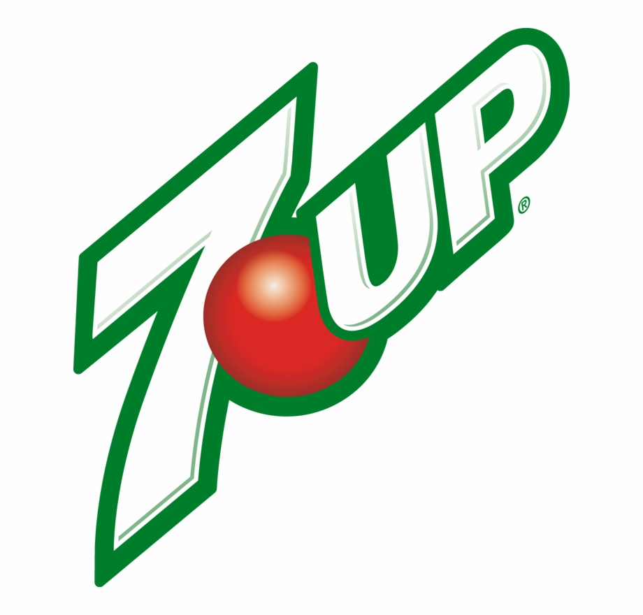 Up logo clipart vector library stock 7 Up Logo Evolution Free PNG Images & Clipart Download ... vector library stock