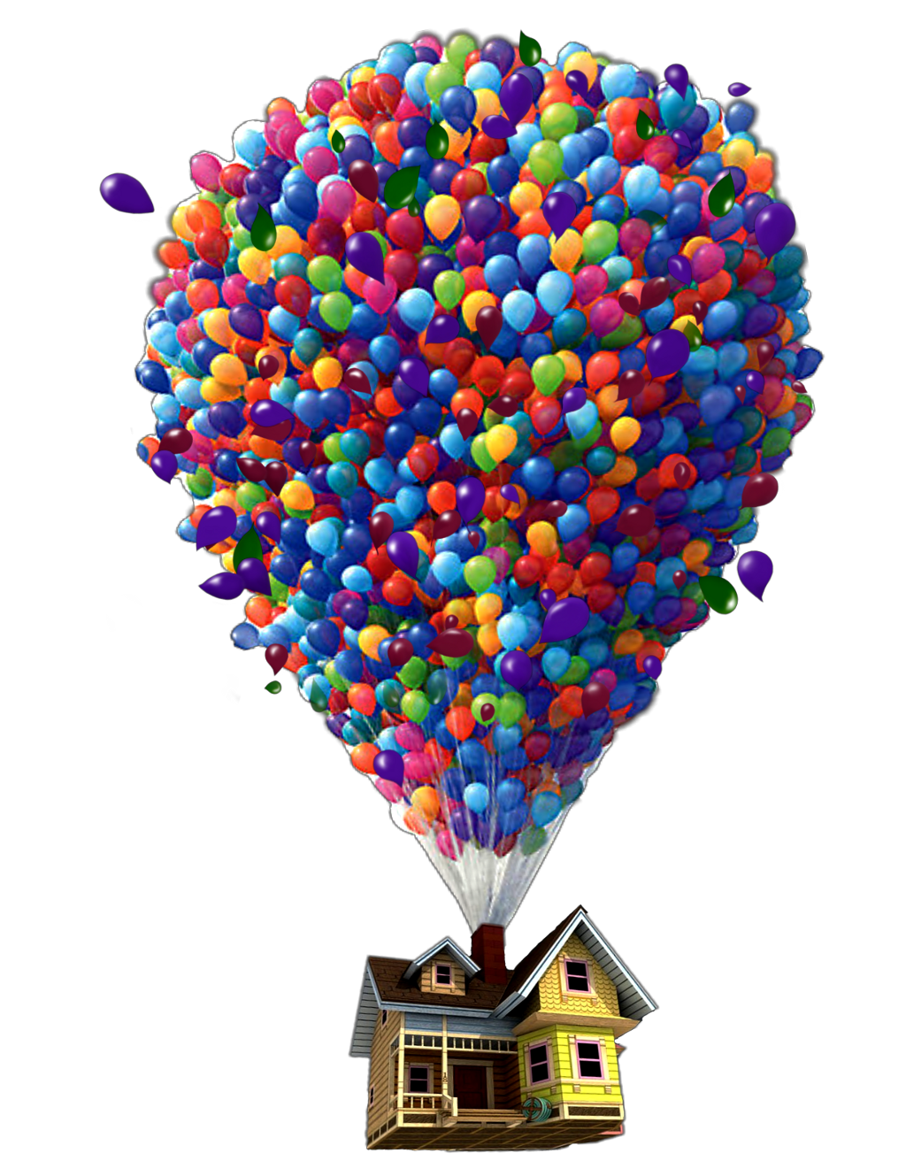 Up movie house clipart transparent picture black and white Up house png, Up house png Transparent FREE for download on ... picture black and white