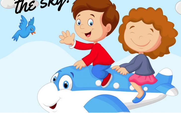 Up to the sky clipart clipart royalty free stock Up up into the sky!   Tickikids Singapore clipart royalty free stock